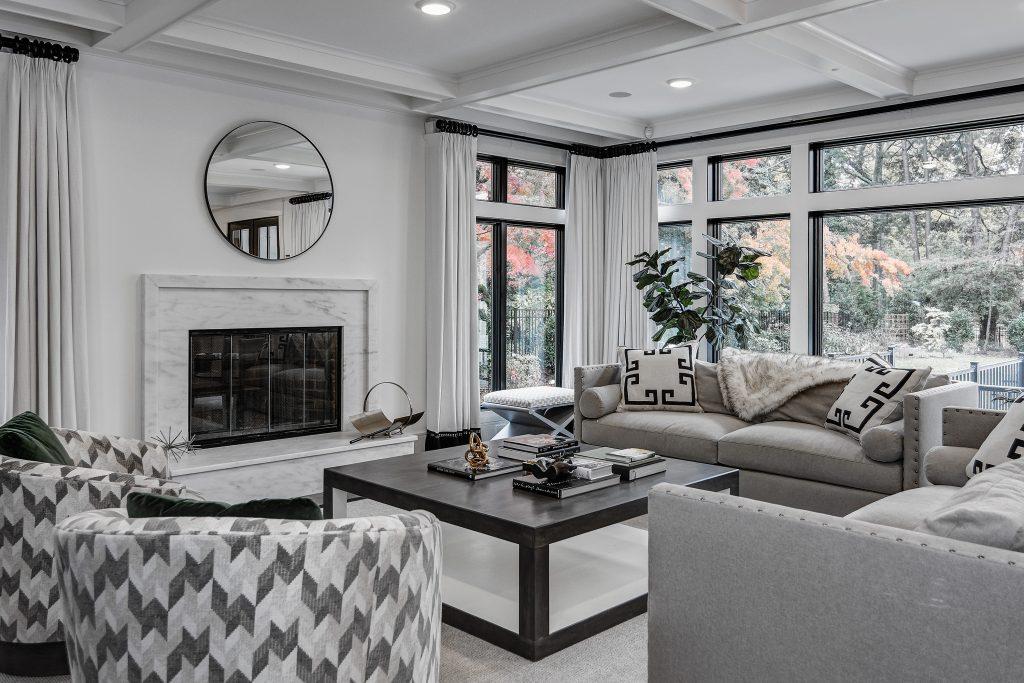 Westmont Avenue - Family Room