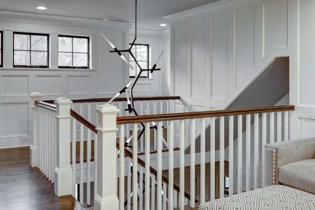 Westmont Avenue - Stair Case